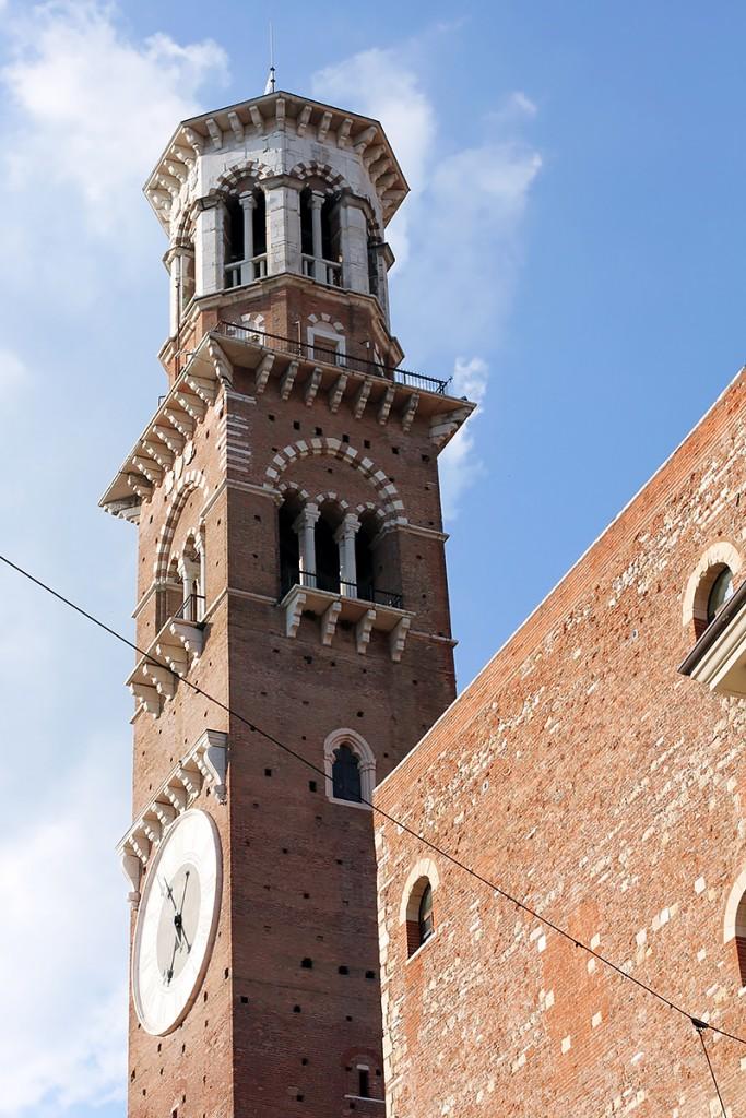 Lucines Blog Verona summer Torre dei Lamberti