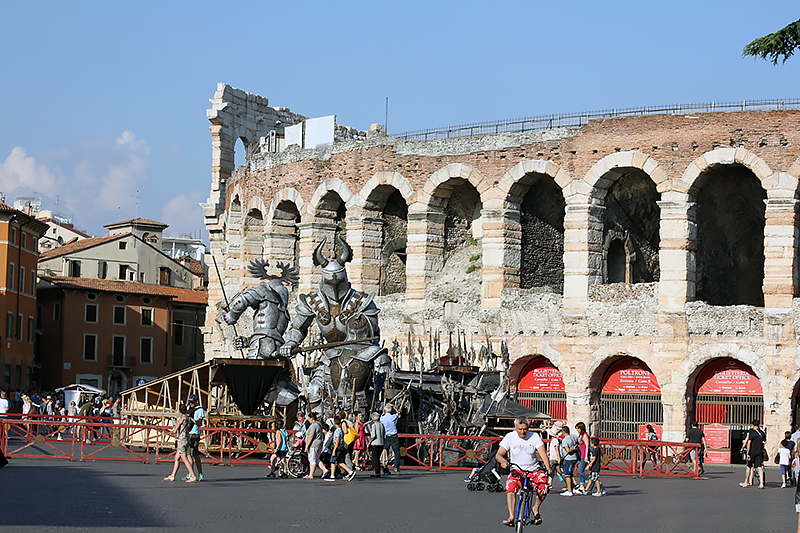 Lucines Blog Verona summer 2