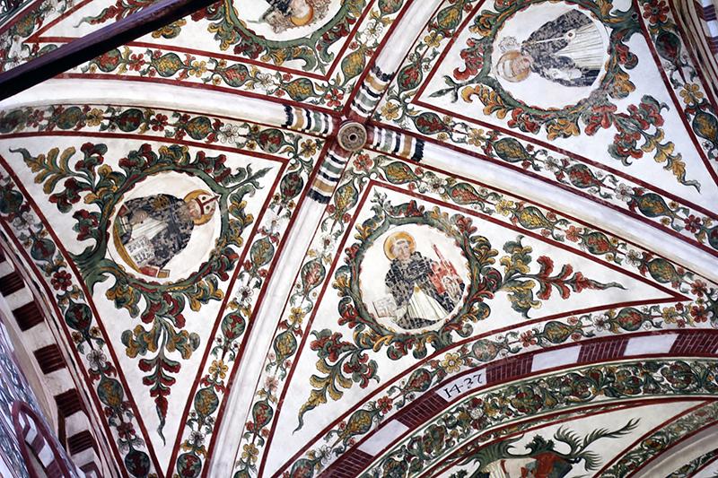 Lucines Blog Verona summer Santa Maria in Organo