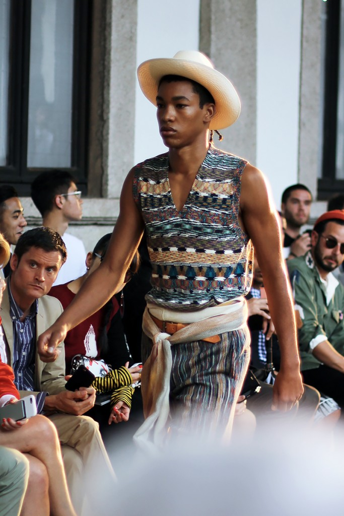 Missoni menswear 2