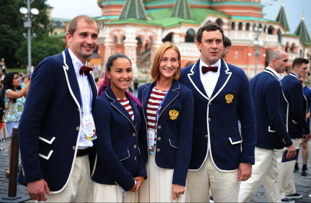 Russia Olympics Rio 2016