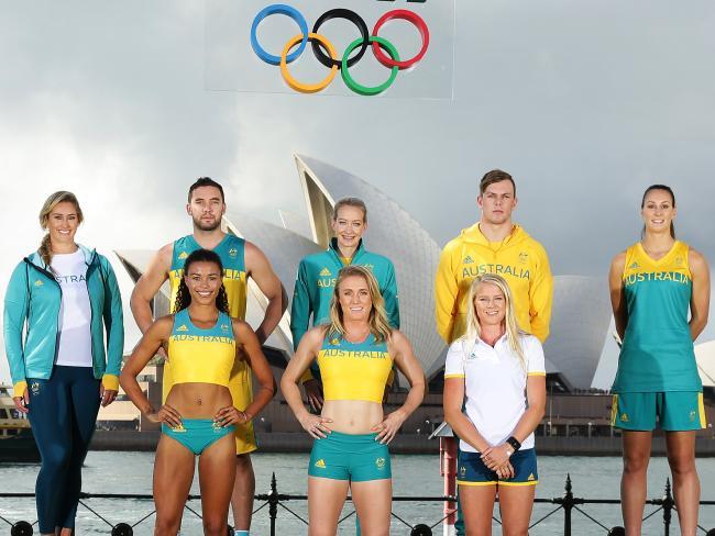 Aussie Olympics Rio 2016