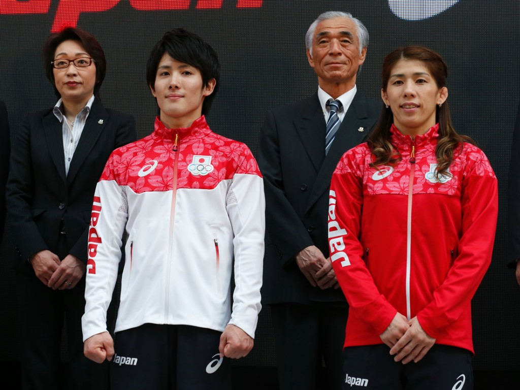 Japan uniform Olympics 2016 Rio