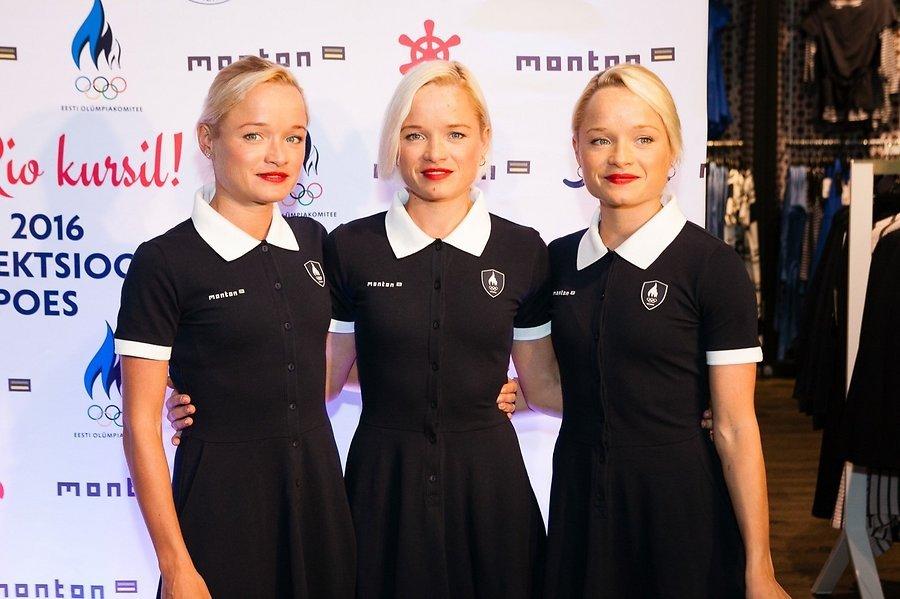 Estonia monton Olympics Rio 2016