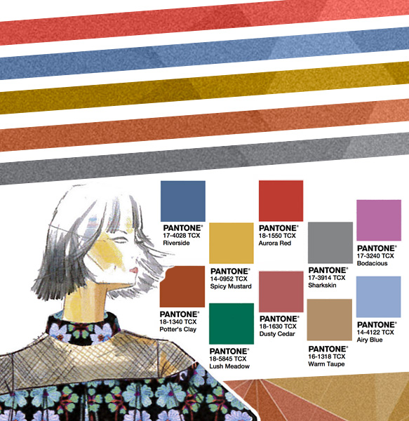 FALL 2016 color trends