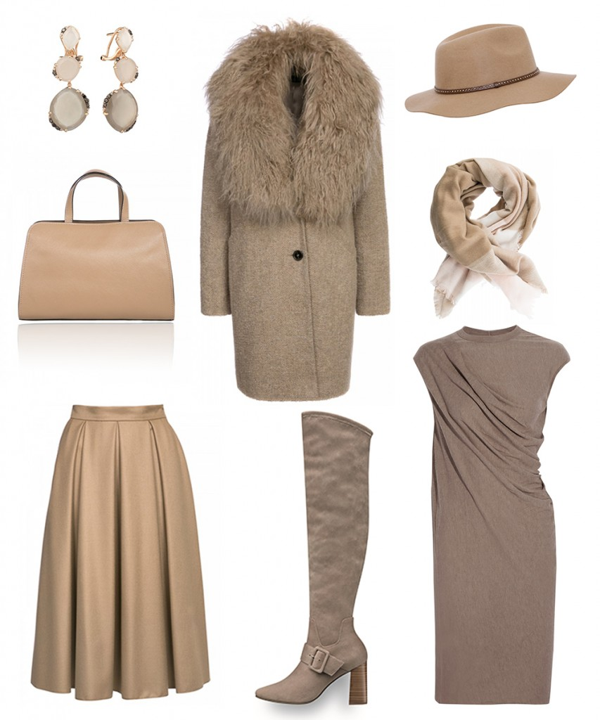 beige color trend 2016