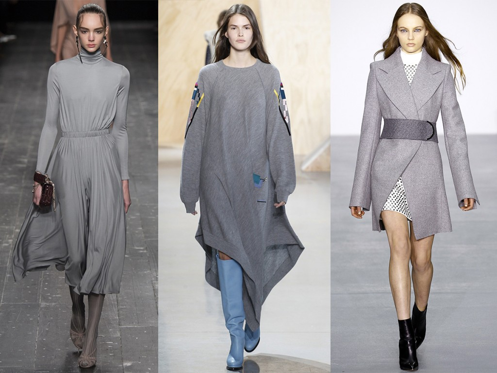 grey catwalk