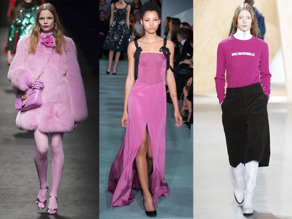 lilac catwalk