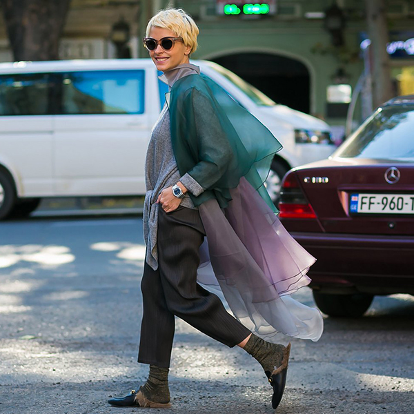 Street Style from Tbilisi