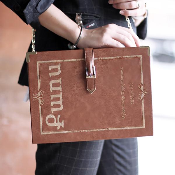 Lilit Makaryan book bag