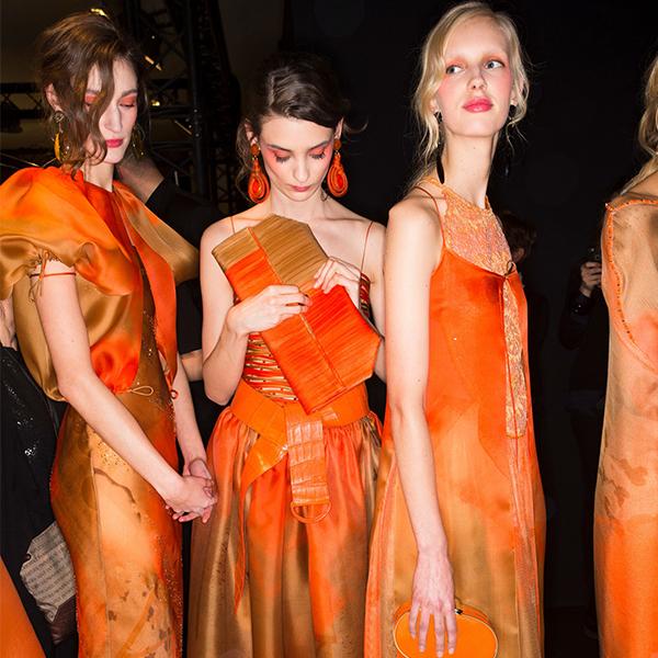 Armani Privé couture