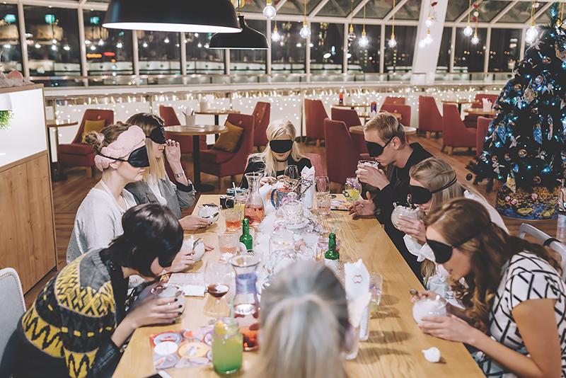 Mademoiselle Stockman Dinner 16