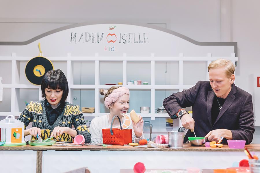 Mademoiselle Stockman Dinner 20