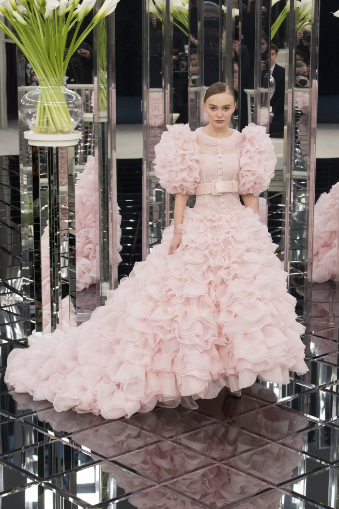 SPRING 2017 COUTURE Chanel 13
