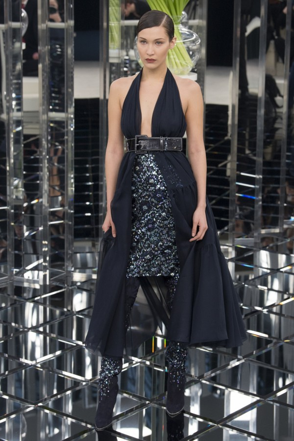 SPRING 2017 COUTURE Chanel 5