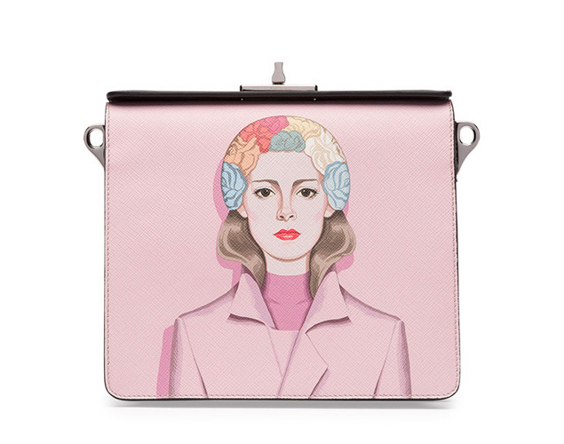 prada-face-art-bag-SPRING 2014 READY-TO-WEAR