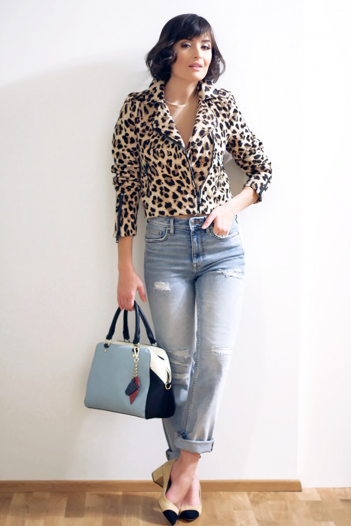 Leopard suit set 1a