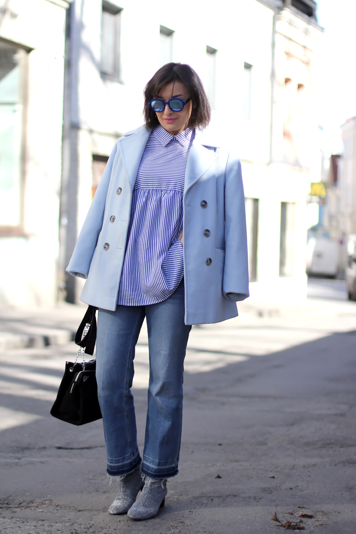 Baby blue outfit 1
