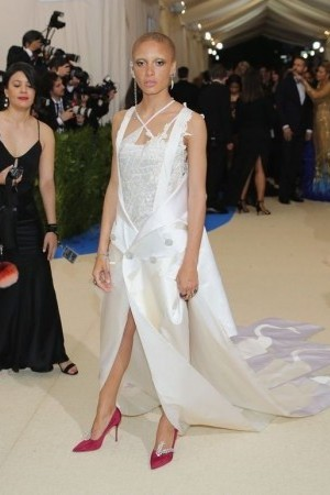 Adwoa Aboah in Conner Ives