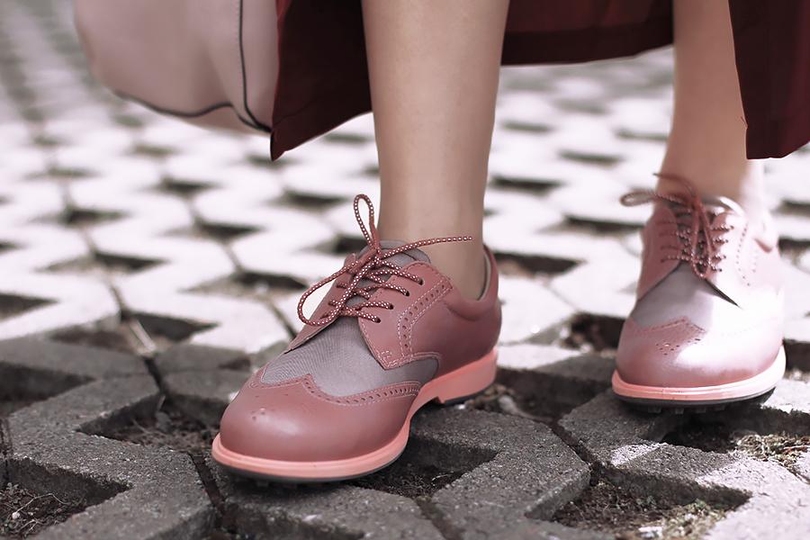 Florals + ecco shoes 4