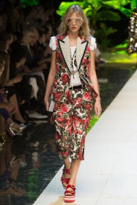 SHOP THIS LOOK SPRING 2017 READY-TO-WEAR Dolce & Gabbana