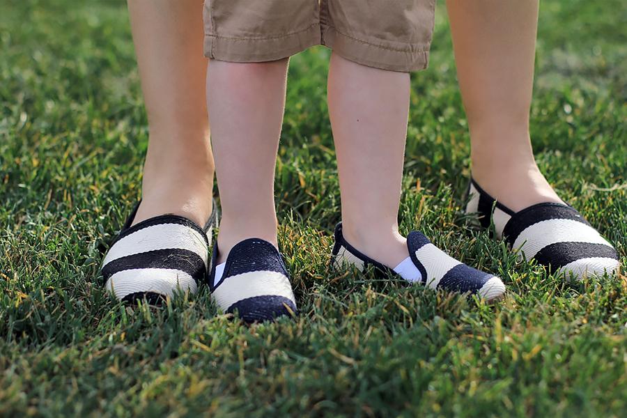 Flossy shoe family 9