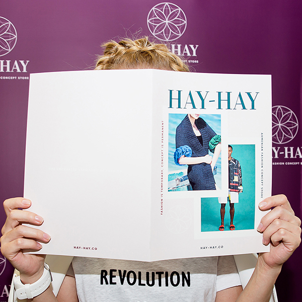 HAY-HAY Tallinn Media Pop-up