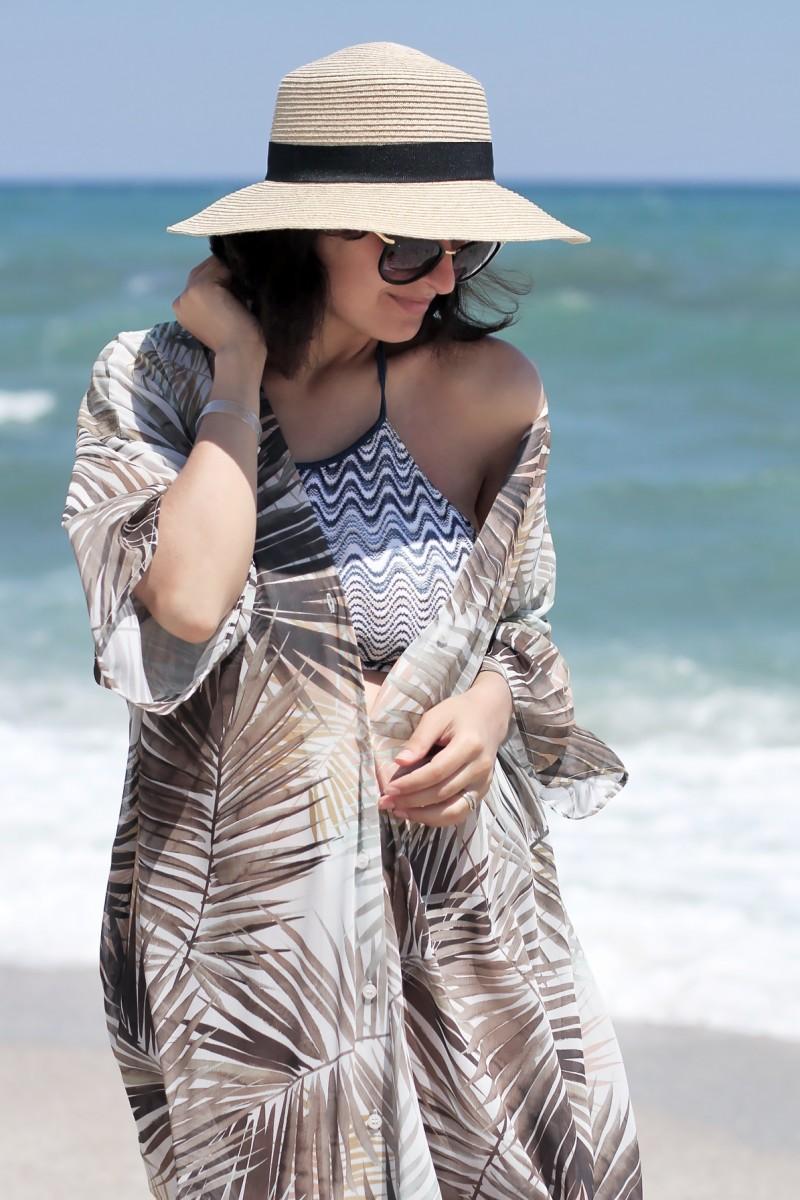H&M beach outfit 5