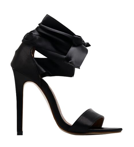 zaful heel sandals