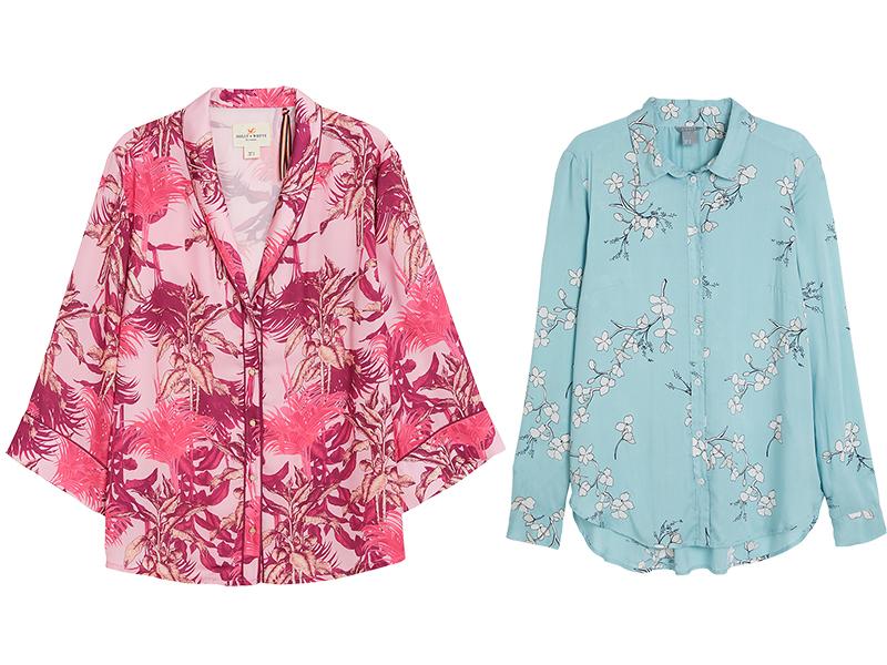 Lindex vintage shirts