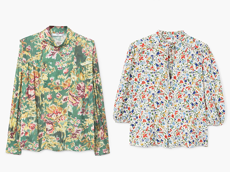 Mango vintage shirts