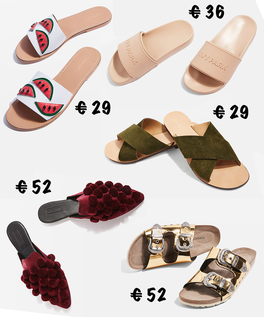 Slippers Topshop