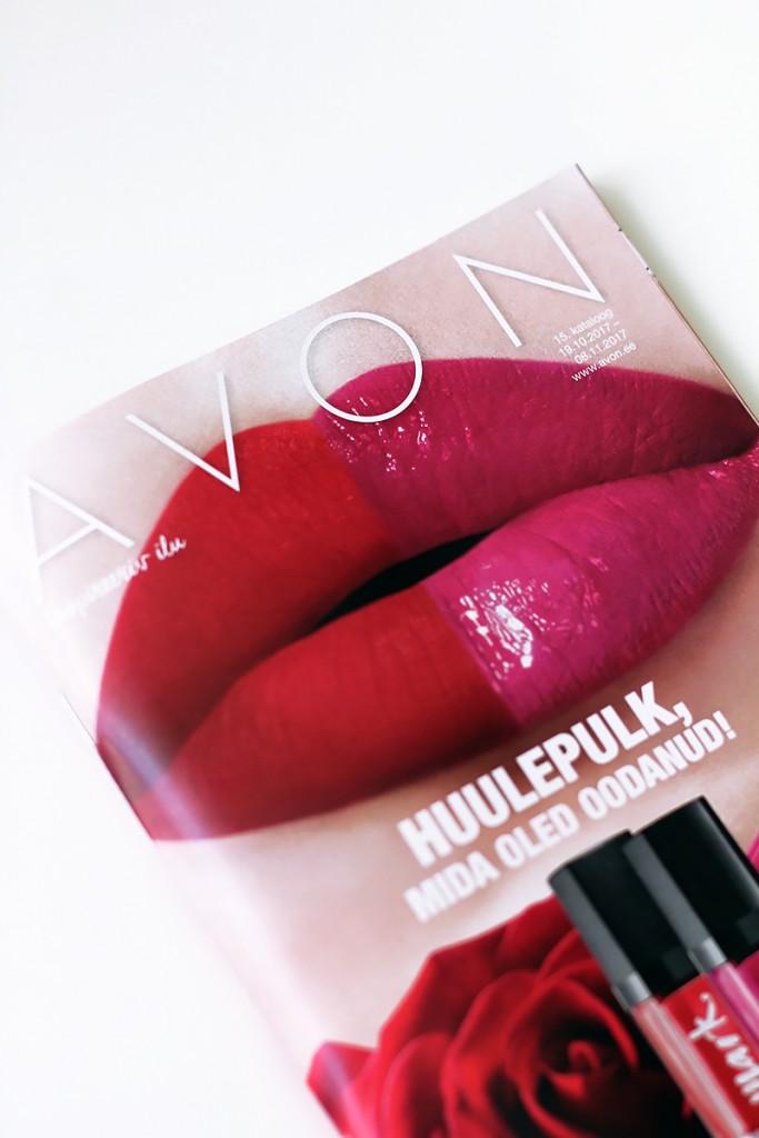 Avon Mark Yes Challenge 1
