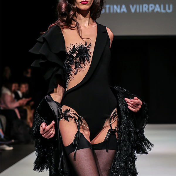 Tallinn Fashion Week Fall17. KV Couture