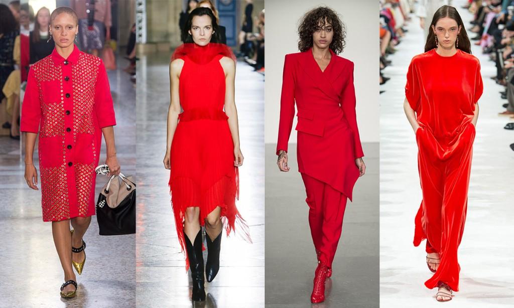 Colorr trends Spring 2018 Cherry Tomato