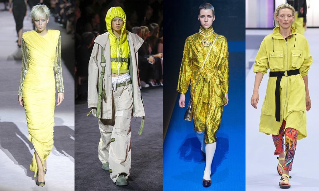 Colorr trends Spring 2018 Lime Punch
