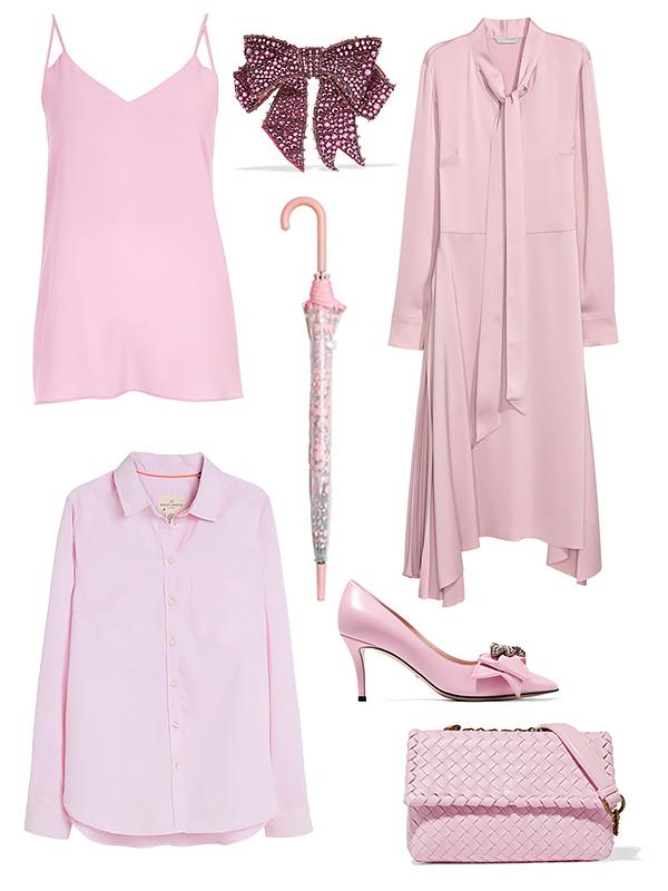 Pink Lavender set