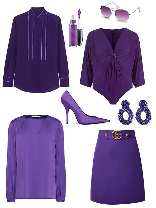 Ultra Violet set