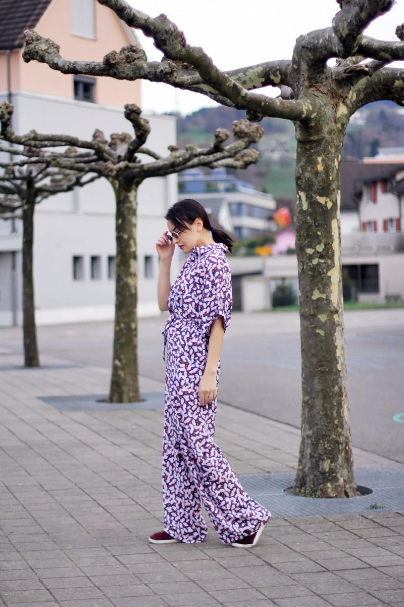 Anna Glover x H&M jumpsuit