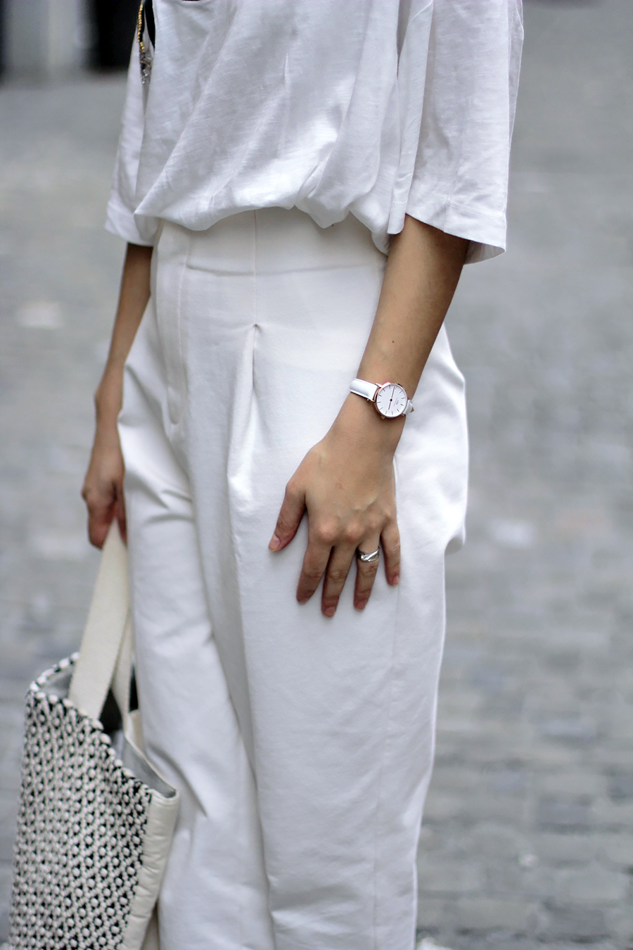 Total White Outfit 5