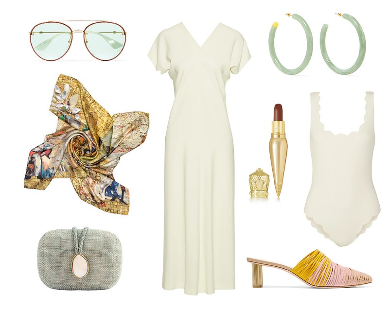Summer Vacation Outfit Idea 10