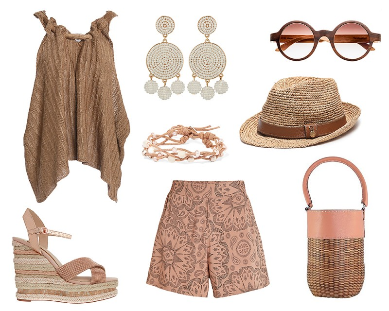 Summer Vacation Outfit Idea 2