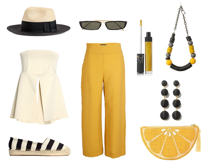 Summer Vacation Outfit Idea 4