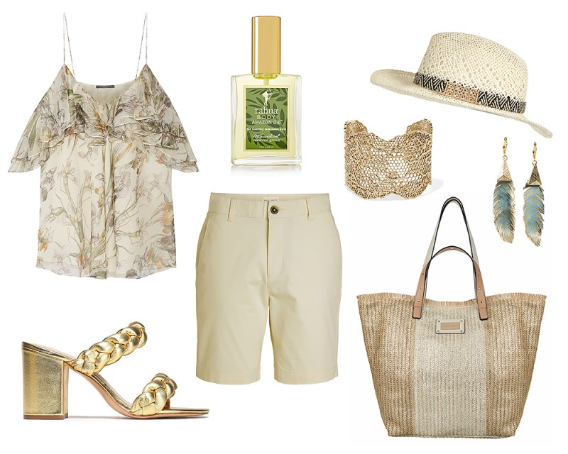 Summer Vacation Outfit Idea 5