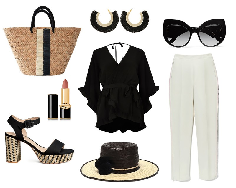 Summer Vacation Outfit Idea 6