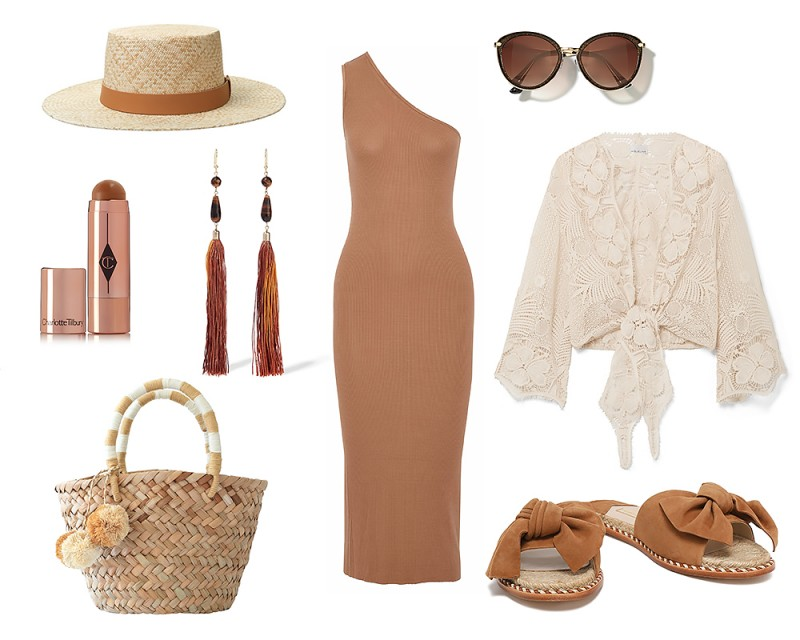 Summer Vacation Outfit Idea 7