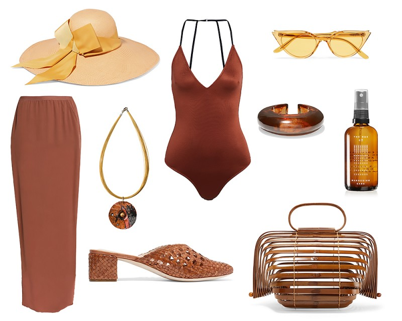 Summer Vacation Outfit Idea 8