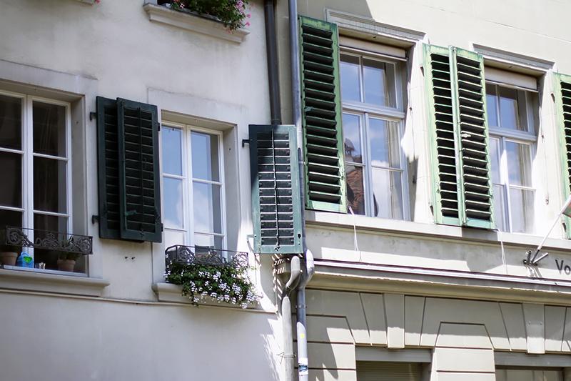 Bern streets
