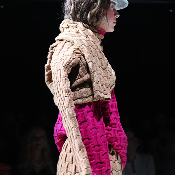 Tallinn Fashion Week Fall 2018. Knit