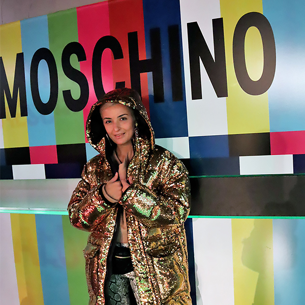 H&Moschino collab